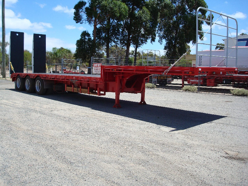 Truck Trailer with Auto Electrics installed by Class 1 Auto Electrics